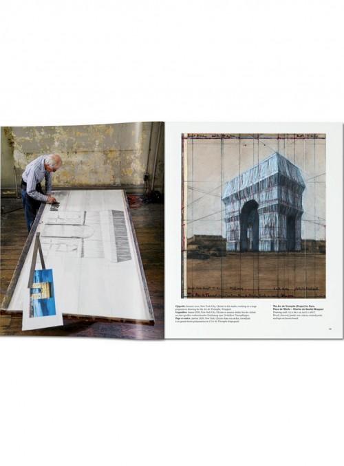 Christo and Jeanne-Claude /L'Arc de Triomphe, Wrapped (Advance Edition)